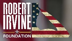 Robert Irvine Foundation Logo