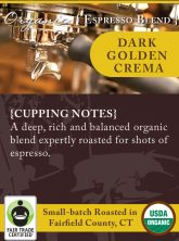 Dark Golden Crema