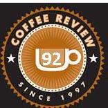 Coffee Review 92 squ