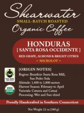 Honduras Santa Rosa Occidente