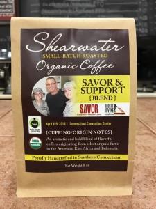 Savor & Support Coffee